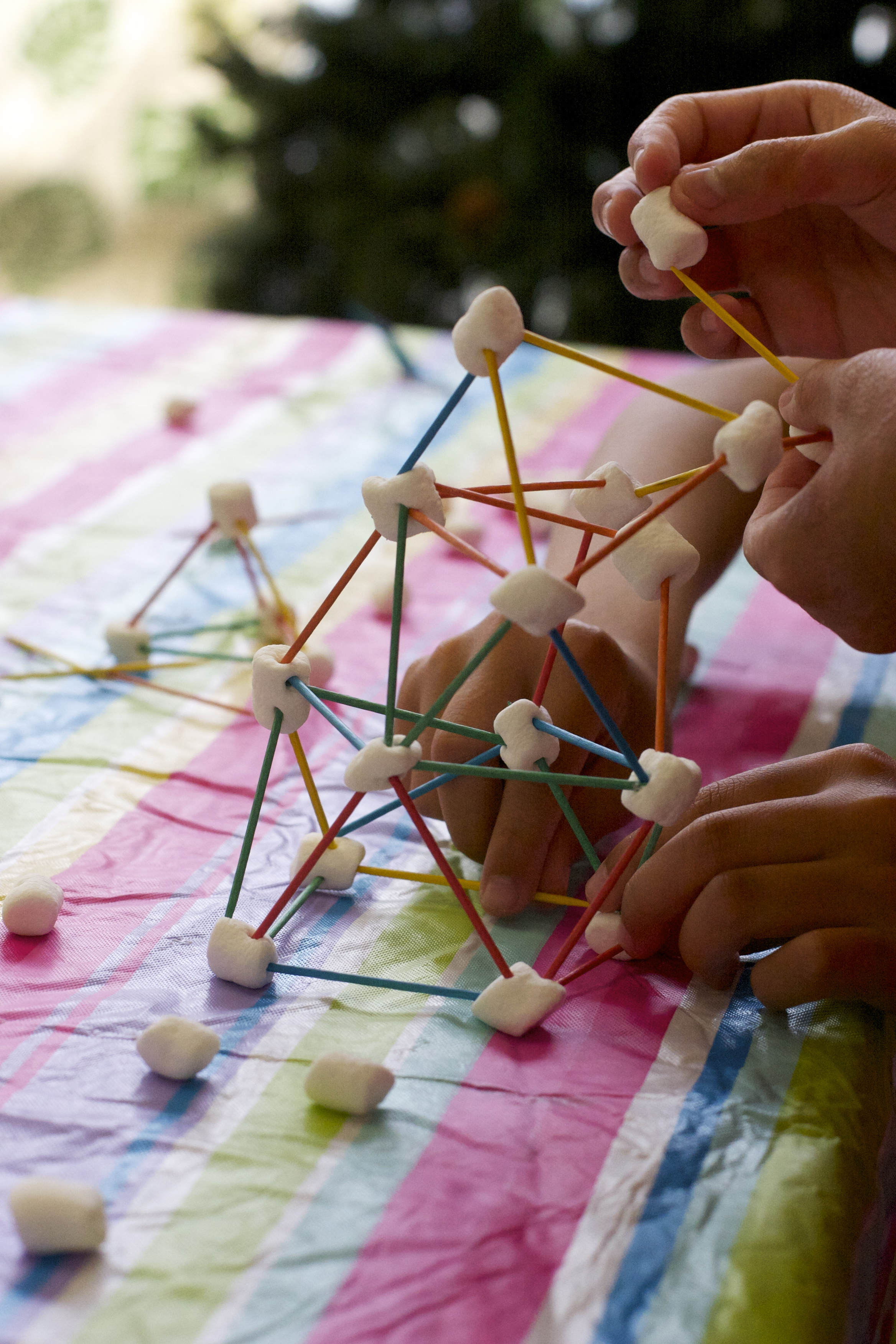 It's just an image of Impeccable Building With Toothpicks and Marshmallows Printable